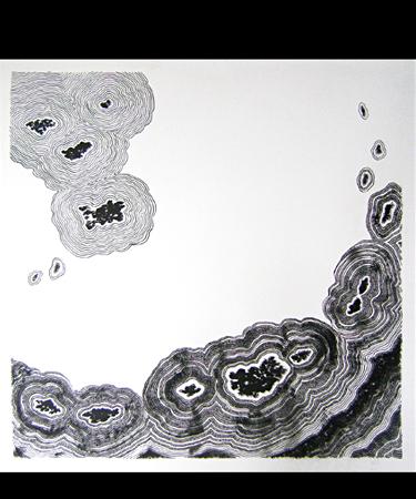 abstraits graphiques et min raux l 39 motion du voyage dans l 39 univers naturel. Black Bedroom Furniture Sets. Home Design Ideas